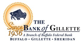 Bank of Gillette, Branch of Buffalo Federal Bank